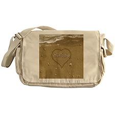 Hailey Beach Love Messenger Bag