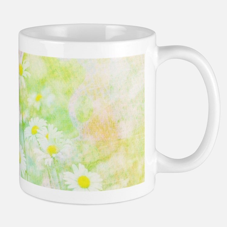 Daisy field Mugs