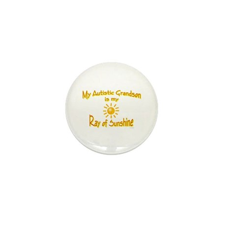 Ray Of Sunshine (Grandson) Mini Button (100 pack)