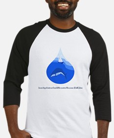 One Drop of Water Baseball Jersey