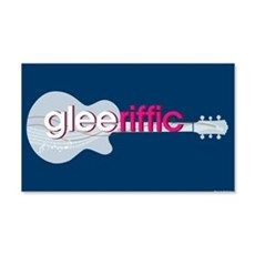 Glee Guitar Wall Sticker
