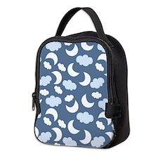 Brocade Night Neoprene Lunch Bag