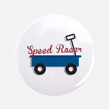 Speed Racer Button