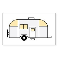 Travel Trailer Decal