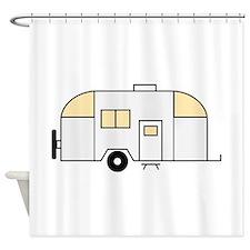 Travel Trailer Shower Curtain