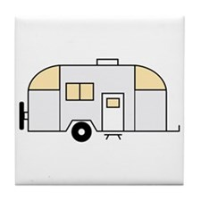 Travel Trailer Tile Coaster