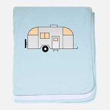 Travel Trailer baby blanket