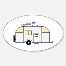 Camping Trip Decal