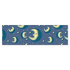 Lunar Dream Bumper Sticker