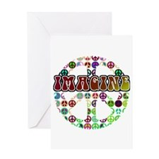 Peace Sign - World Peace Greeting Card