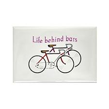 LIFE BEHIND BARS Magnets