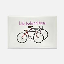LIFE BEHIND BARS Magnets