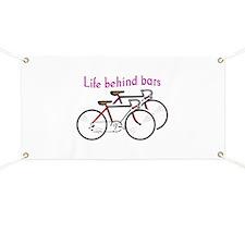 LIFE BEHIND BARS Banner