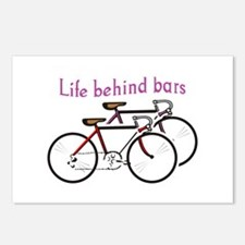 LIFE BEHIND BARS Postcards (Package of 8)