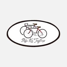 RIDE LIFE TOGETHER Patch
