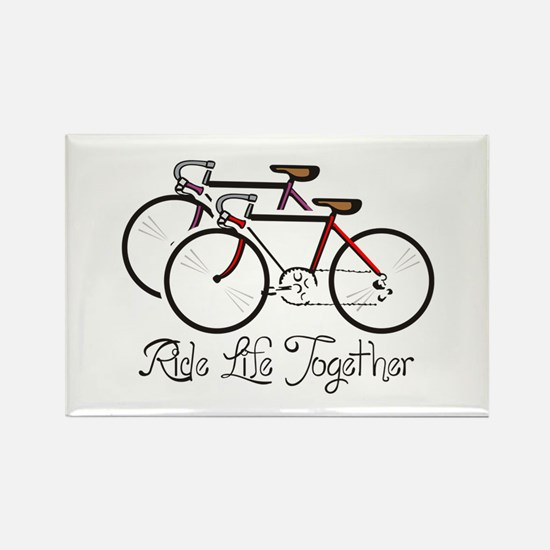 RIDE LIFE TOGETHER Magnets