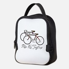 RIDE LIFE TOGETHER Neoprene Lunch Bag