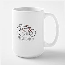RIDE LIFE TOGETHER Mugs