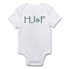Happy, Joyous & Free Infant Bodysuit