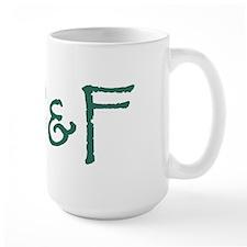Happy, Joyous & Free Mug
