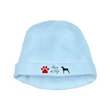 Save a life baby hat