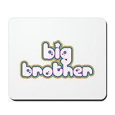Rainbow Big Brother Mousepad