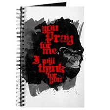 You Pray For Me. I Will Think For You. Journal