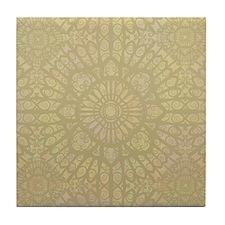 Pale Wood Tile Coaster