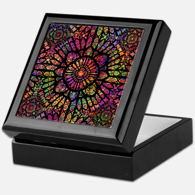 Window Keepsake Box