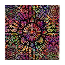 Window Tile Coaster