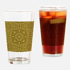 Wood Drinking Glass