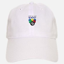 SHUT UP AND SHOOT Baseball Baseball Baseball Cap