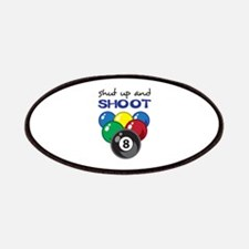 SHUT UP AND SHOOT Patch