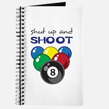 SHUT UP AND SHOOT Journal