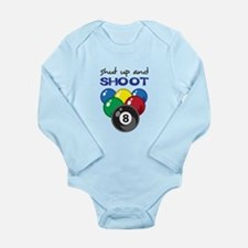 SHUT UP AND SHOOT Body Suit