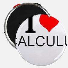 I Love Calculus Magnets