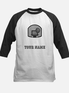 Basketball Hoop Baseball Jersey