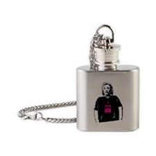 I had  mail Flask Necklace