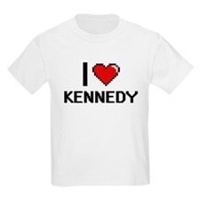 I Love Kennedy T-Shirt