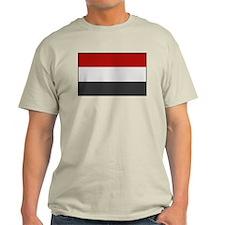 """""""Yemen Flag"""" T-Shirt"""