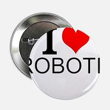 "I Love Robotics 2.25"" Button (10 pack)"
