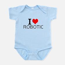 I Love Robotics Body Suit