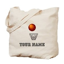 Basketball Net Tote Bag