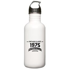 Born 1975 Aged To Perf Water Bottle