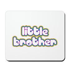 Rainbow Little Brother Mousepad