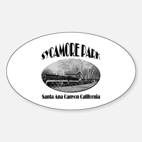 Sycamore Park Decal