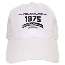 Born 1975 Aged To Perfection Cap