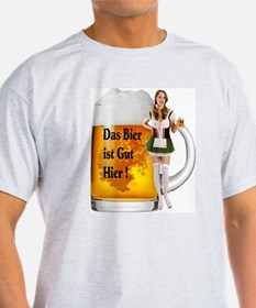 German Beer Girl T-Shirt