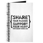 Share Your Passion Journal