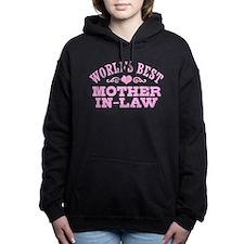 World's Best Mother In L Women's Hooded Sweatshirt